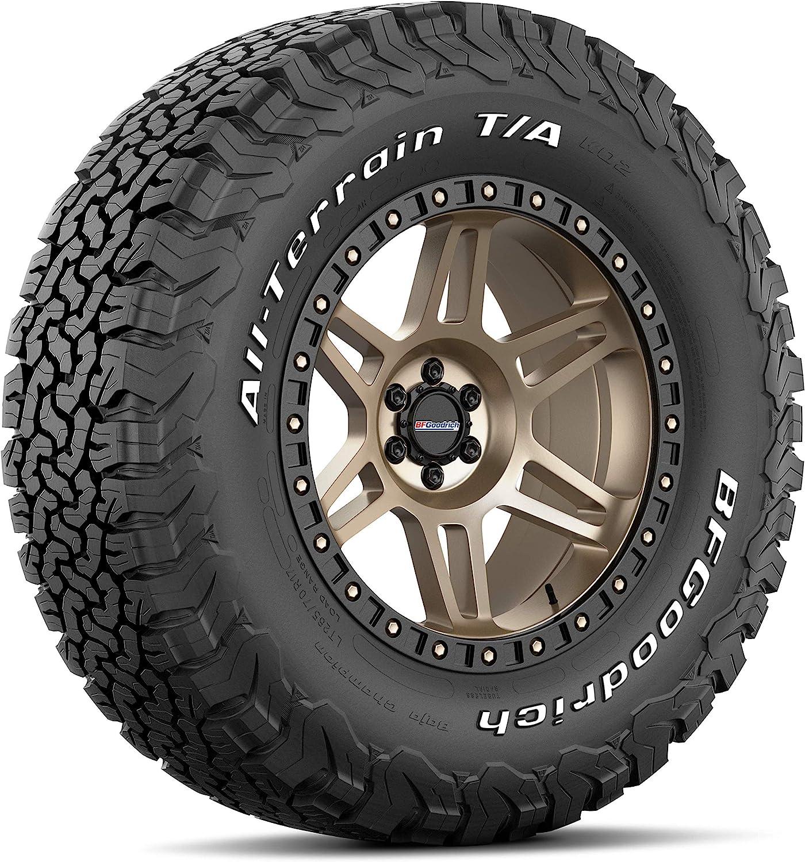 BFGoodrich All Terrain Excellent T A KO2 for Ranking TOP15 Tire Trucks Light Car Radial