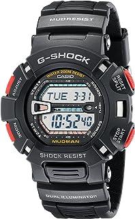 G-Shock Quartz Watch with Resin Strap, Black (Model: G9000-1V)