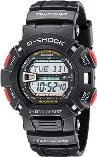 G-Shock Quartz Watch with Resin Strap, Black (Model:...