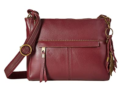 The Sak Alameda Crossbody (Cabernet) Cross Body Handbags