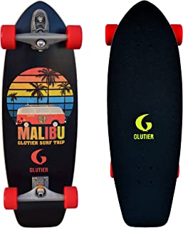 Glutier Surfskate with T12 Surf Skate Trucks. Mali...
