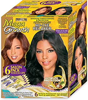 Profectiv Mega Growth Anti Damage No Lye Hair Relaxer Regular Strength by Profectiv