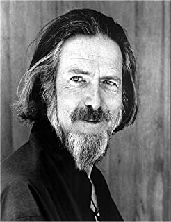 ALAN WATTS Photo Poster Wall Art