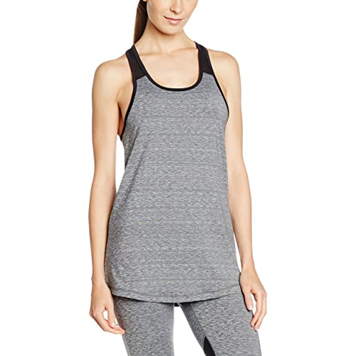 Blue Fitness, Running & Yoga Shirts Trend Mark Tca Natural Performance Womens Sleeveless Running Top