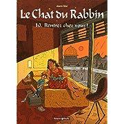 Le Chat du Rabbin, Tome 10 : Rentrez chez vous !,