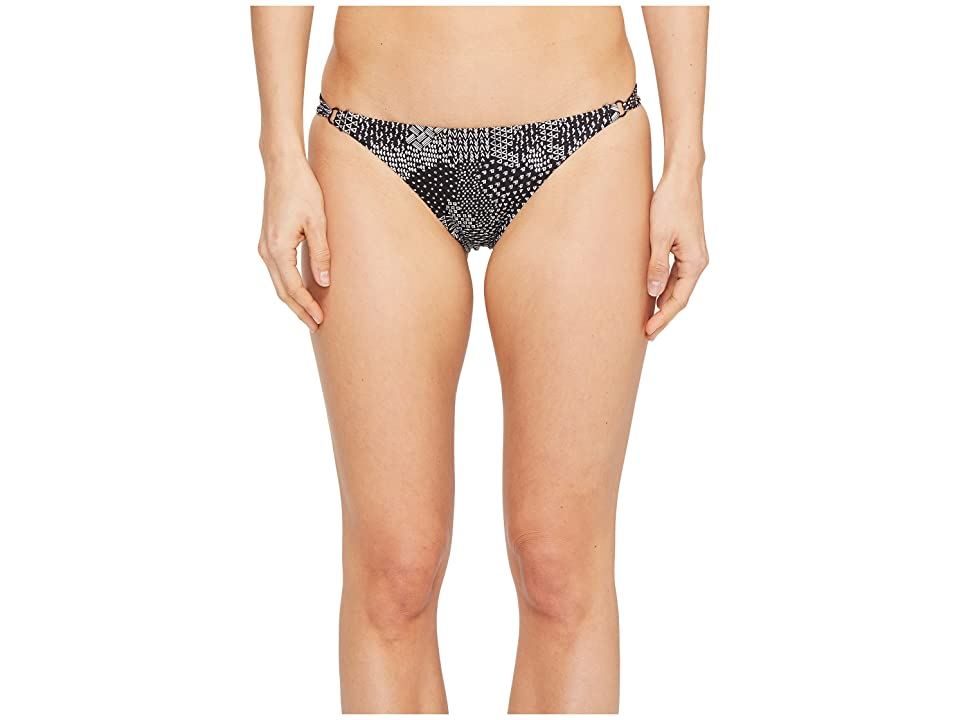 RVCA Martian Ditsy Medium Bottom (Black) Women