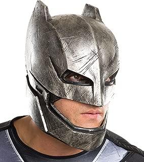 Dawn Of Justice Batman Three Quarter Adult Mask One Size
