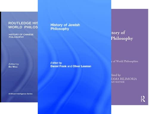 Routledge History of World Philosophies (3 Book Series)