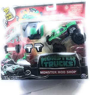 Paramount Pictures New!! Monster Inside 'Modified MVP' Monster Mod Shop