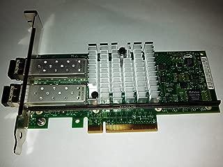 Intel X520-SR2 NIC w/ Two 10Gb SR Transceivers FTLX8571D3BCV-IT 10GbE