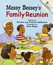 Messy Bessey's Family Reunion (A Rookie Reader)