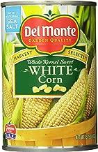Del Monte Whole Kernel White Corn, 15.25 Ounce