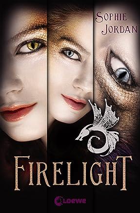 Firelight - Die komplette Trilogie: Brennender Kuss. Flammende Träne. Leuchtendes Herz (German Edition)