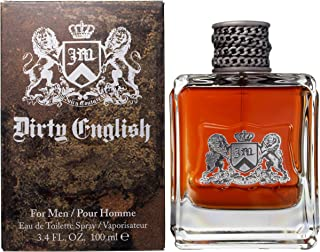Juicy Couture Dirty English Spray para Hombre, 3.4 Oz/100 ml