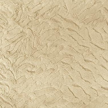 EZ Fabric Caressa, Sand 3 Yards
