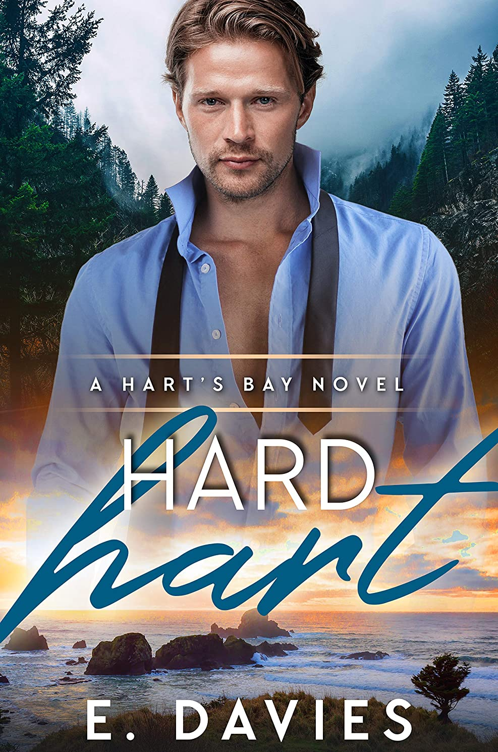 血色の良いギャロップセンターHard Hart: A Hart's Bay Novel (English Edition)