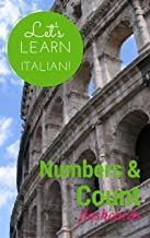 Numbers & Count: Flashcards (Let's Learn Italian! Book 2) (English Edition)