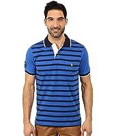 U.S. POLO ASSN. - Striped Jersey Polo