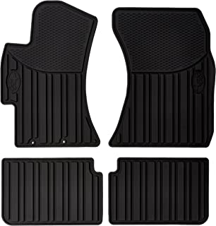 subaru oem all weather floor mats