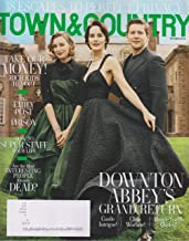 Town & Country October 2019 Downton Abbey's Grand Return