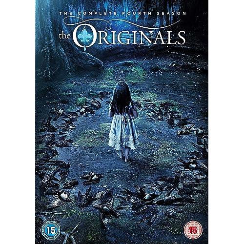 The Originals - The Complete Fourth Season
