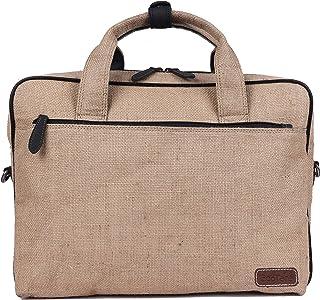 ECOTARA 100% Jute laptop bag 15.6 inch