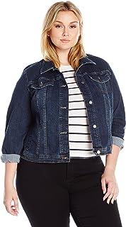 Riders by Lee Indigo Women's Plus Size Denim Jacket