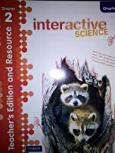 Teacher's Edition and Resource, Chapter 2, Grade 4 (Interactive Science)