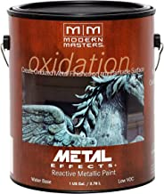 Modern Masters ME208GAL Metal Effects Paint, Gallon, Iron