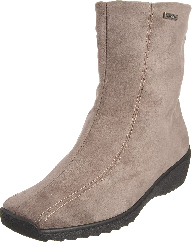 Rohde 289186, Damen Stiefel, basalt, 38 EU   5 UK