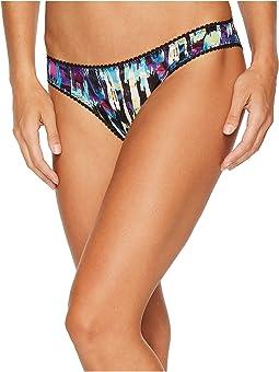 OnGossamer - Triple Twist Mesh Hip Bikini