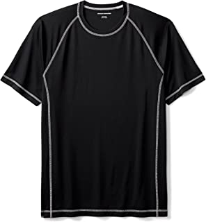 Men's Short-Sleeve Quick-Dry UPF 50 Swim Tee