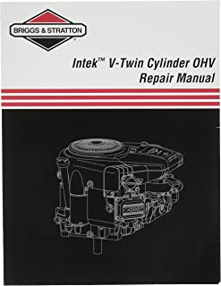 Briggs & Stratton 273521 Intek V-Twin OHV Repair Manual