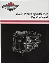Briggs & Stratton 273521 Intek V-Twin OHV Repair Manual