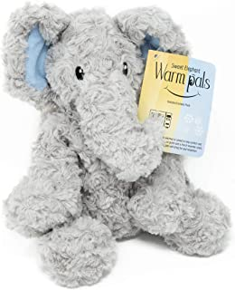 Warm Pals Microwavable Lavender Scented Plush Toy Stuffed Animal -Sweet Elephant