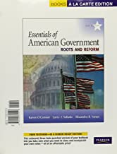 Essentials of American Government: Roots and Reform, 2009 Edition, Books a la Carte Plus MyPoliSciLab (9th Edition)