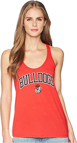 Georgia Bulldogs Eco® Swing Tank Top