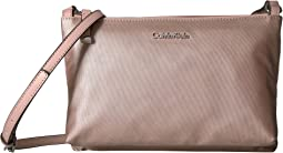 Calvin Klein - Lucy Nylon Top Zip Crossbody