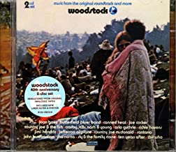 Best woodstock music from the original soundtrack and more songs Reviews