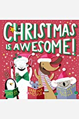 Christmas Is Awesome! (A Hello!Lucky Book) Kindle Edition
