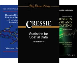 Wiley Series in Probability and Statistics (101-150) (50 Book Series)