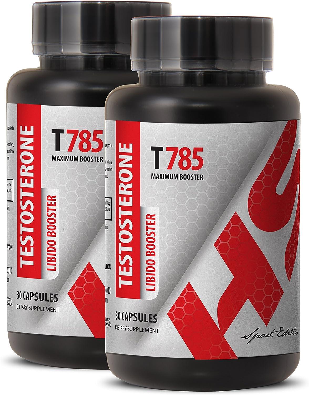 Guarana Ginseng - Testosterone LIBIDO Support 785MG Trust Ranking TOP12 Se Booster