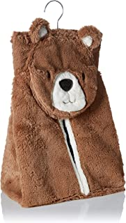 Levtex Home Baby Diaper Stacker, Brown Bear