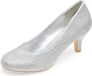 Best silver closed toe wedding shoes Reviews