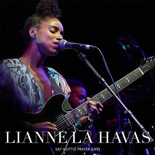 Say a Little Prayer (Live) by Lianne La Havas on Amazon Music