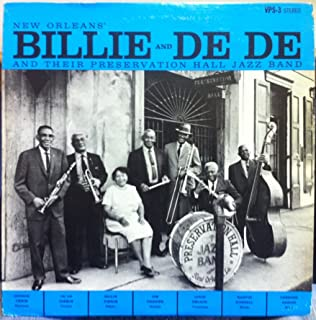 Billie and De De and Their Preservation Hall Jazz Band