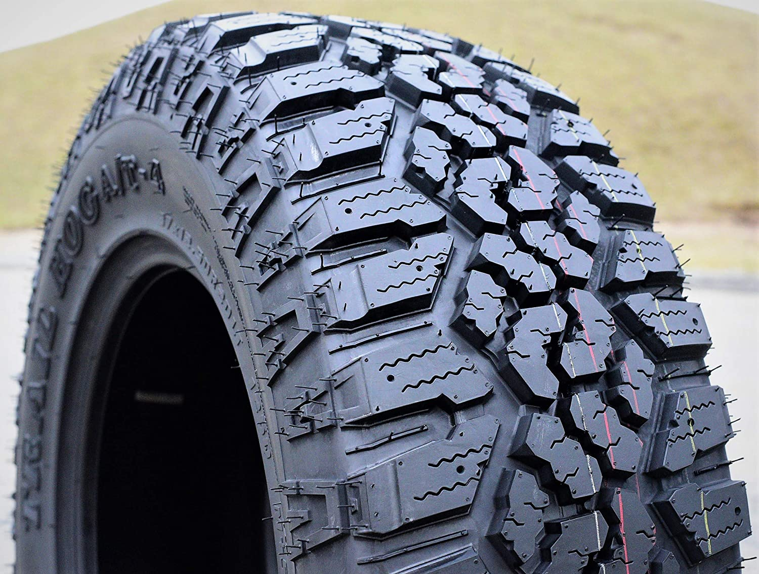 Kanati Trail Hog A Popular shop is the lowest price challenge T-4 Super sale period limited Radial Tire-35X12.50R20LT All-Terrain 121