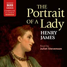 portrait of a lady audiobook