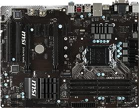 MSI Pro Solution Intel Z170A  LGA 1151 DDR4 USB 3.1 ATX Motherboard (Z170A PC Mate)