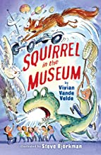 Squirrel in the Museum (Twitch the Squirrel)